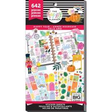 Happy Planner - Happy Planner / Sticker Value Pack - Happy Year