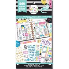 Happy Planner - Happy Planner / Sticker Value Pack - Pastel Tropics