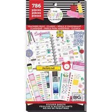Happy Planner - Happy Planner / Sticker Value Pack - Teachers Rule
