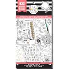 Happy Planner - Happy Planner / Sticker Value Pack - Happy Journal Decorative Doodles