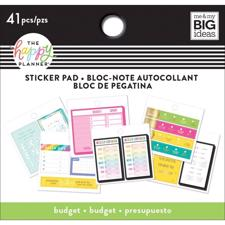 Happy Planner / Create 365 - Tiny Sticker Pad / Budget