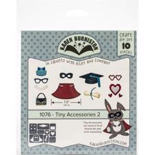 Karen Burniston Die - Tiny Accesories 2