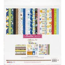 "Bella Blvd Collection Kit 12x12"" - Let's go on an Adventure"