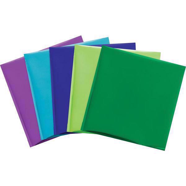"WRMK Foil Quil - Foil Sheets 12x12"" / Peacock"