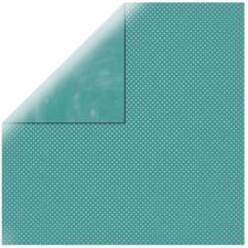 Double Dot Cardstock - Aquamarine