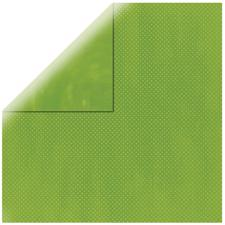 Double Dot Cardstock - Wasabi