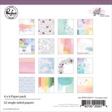 "Pinkfresh Studio Paper Pack 6x6"" - Just Lovely"