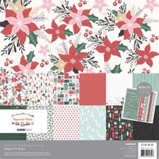"Kaisercraft 12x12"" Paper Pack - Peppermint"