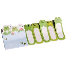 Memo Stickers - Frogs