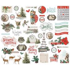 Simple Stories - Country Christmas / Bits & Pieces