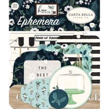 Carta Bella - Home Again / Ephemera Icons