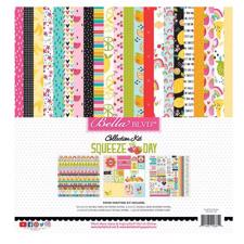 "Bella Blvd Collection Kit 12x12"" - Squeeze the Day"