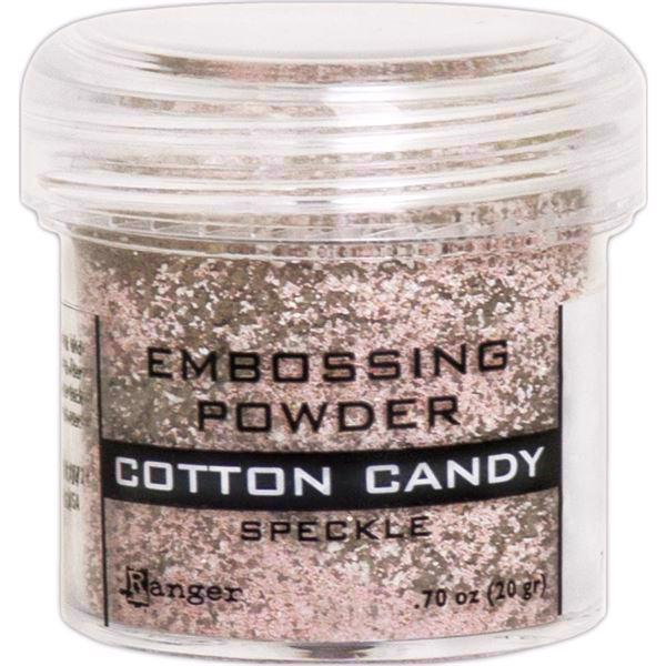 Ranger Embossing Powder - Speckle / Cotton Candy