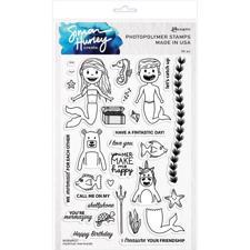 Simon Hurley Clear Stamp Set - Mythical