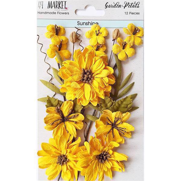 49th & Market - Garden Petals / Sunshine