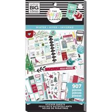 Happy Planner Sticker Value Pack - Winter