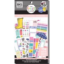 Happy Planner Sticker Value Pack - Spring