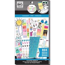Happy Planner Sticker Value Pack - Summer