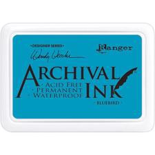 Archival Ink Stempelsværte - Bluebird  (Wendy Vecchi collection)