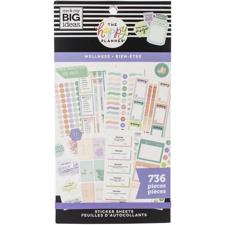 Happy Planner - Happy Planner / Sticker Value Pack - Wellness