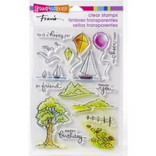 Stampendous Clear Stamp Set - Scenic Sampler