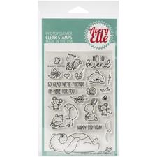 Avery Elle Clear Stamp - Beary Good