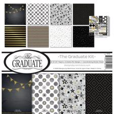 "Reminisce Collection Pack 12x12"" - The Graduate"