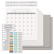The Cinch Kit - Calender 12x12""