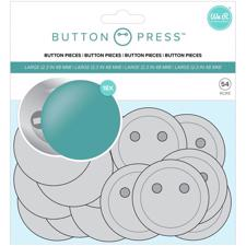 WRMK Button Press - Button Press Refill Pack / Large (58 mm) 18/Pkg