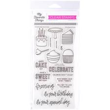 My Favourite Things Stamp Set - Birthdays Take The Cake