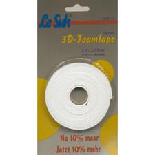 Foam Tape 3D i Rulle - 2,4 mm (2,2 meter) (tyk)