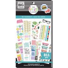 Happy Planner Sticker Value Pack - Be Yourself