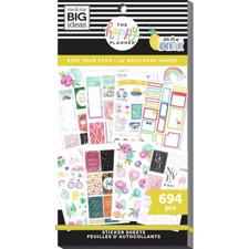 Happy Planner Sticker Value Pack - Best Year Ever