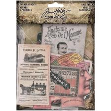 Tim Holtz / Idea-ology Halloween 2020 - Ephemera Pack