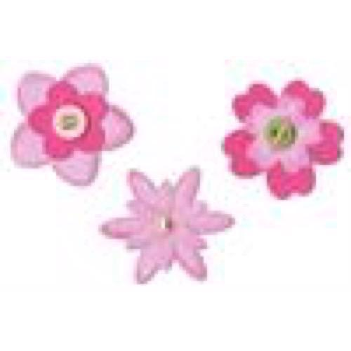 Sizzlits Die Set - Flower Layers Set #3
