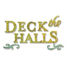 Sizzlits Die - Deck the Halls