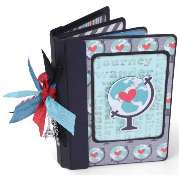 Sizzix Bigz XL Die - Passport Book