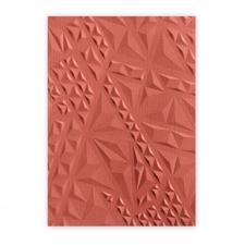 Sizzix 3D Embossing Folder - Geometric