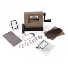Sizzix SideKick Machine  (mini die-cut maskine) - Tim Holtz Edition