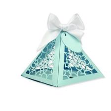 SizzixThinlits Die - Triangle Gift Box (Pyramide)