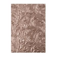Sizzix 3D Embossing Folder - Tim Holtz / Botanical (Leaf)