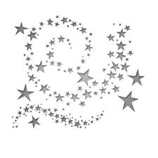 Sizzix Thinlits - Tim Holtz / Swirling Stars