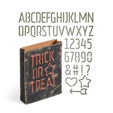 Sizzix Thinlits - Tim Holtz / Treat Bag