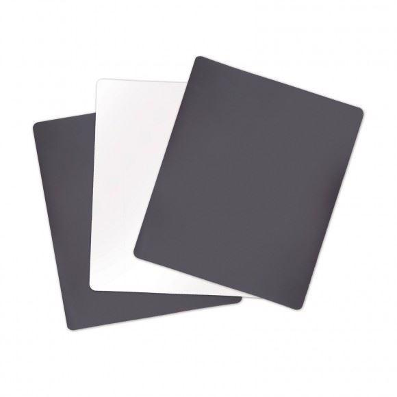 "Sizzix Magnetic Sheets - Tim Holtz 4.875 x 5.875"" (3-pack)"