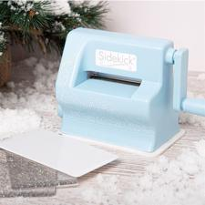 Sizzix SideKick Machine -  Sky Limited Edition  (mini die-cut maskine)