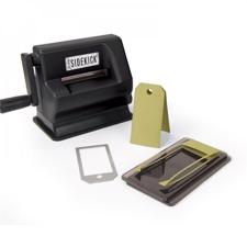 Sizzix SideKick Machine  (mini die-cut maskine) - Tim Holtz Edition (BLACK)