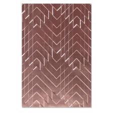 Sizzix 3D Embossing Folder - Staggered Chevrons