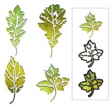 Sizzix Thinlits / Tim Holtz - Leaf Print