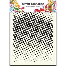 Doobadoo Mask Art - A5 Stencil / Faded Dots