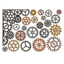 Sizzix Thinlits - Tim Holtz / Gear Heads